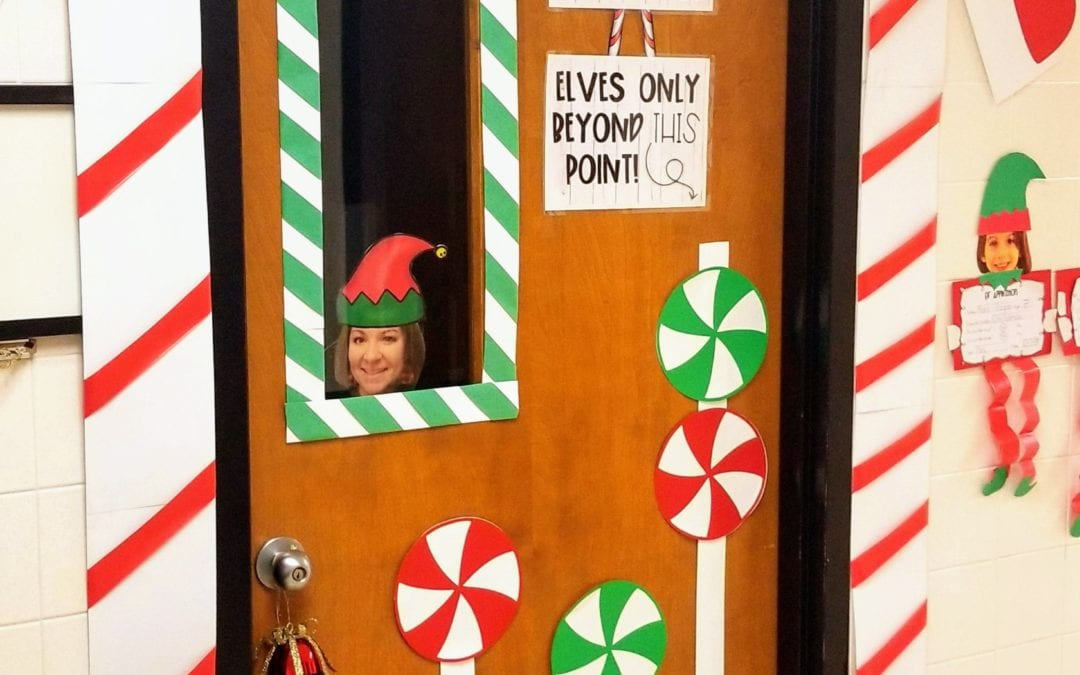 Welcome to our elf workshop!